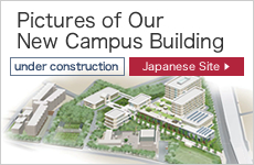 Pictures of New Campus Building